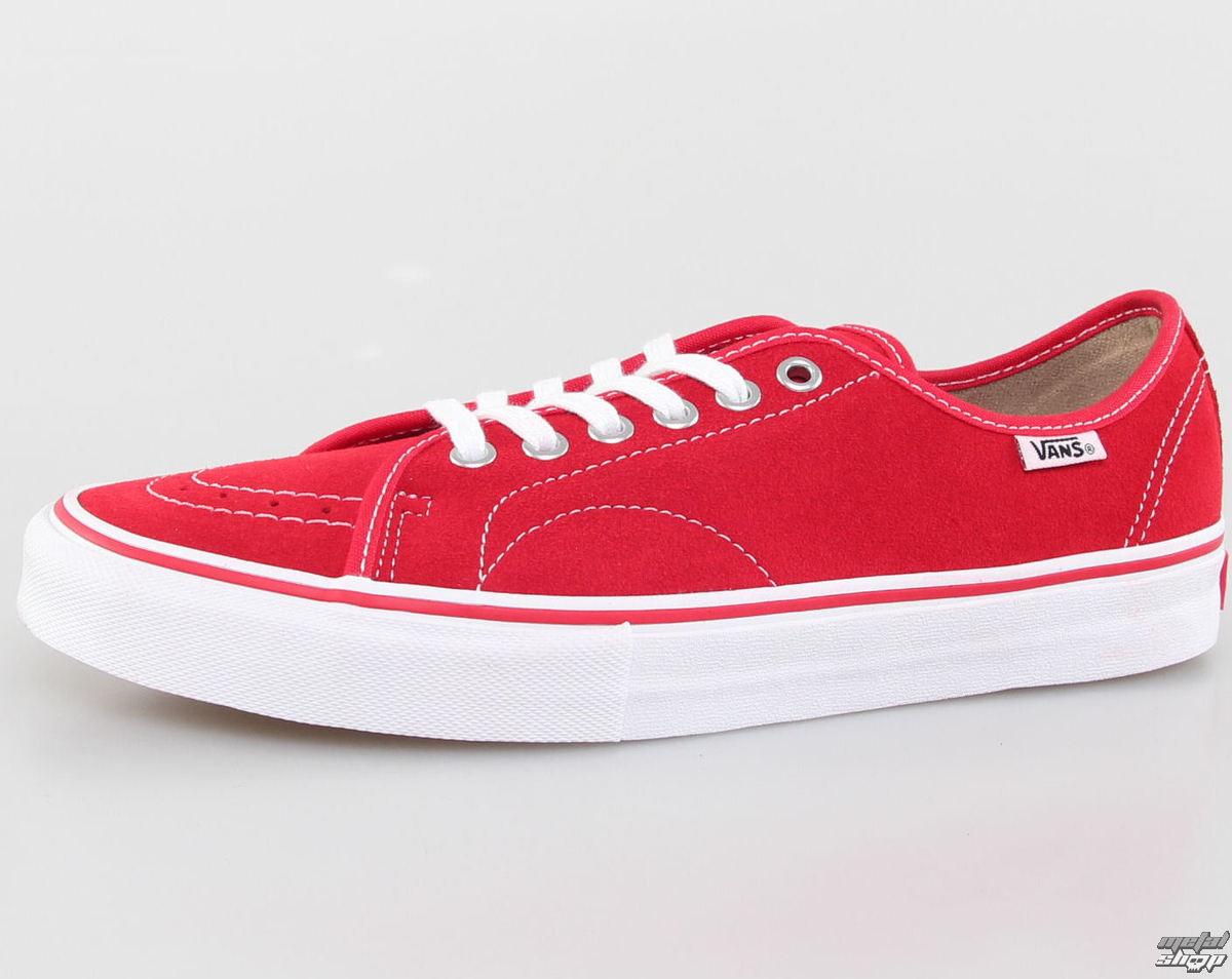 topánky pánske VANS - CLASSIC - Red - VXB4RED