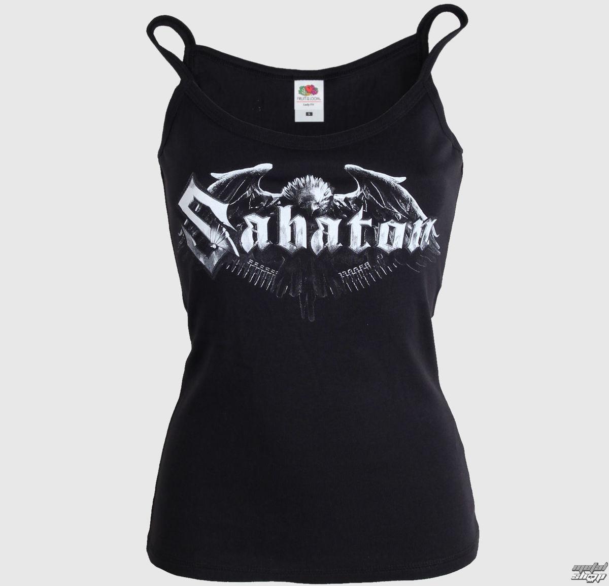 tielko dámske Sabaton - Eagle Logo - NUCLEAR BLAST - 23939