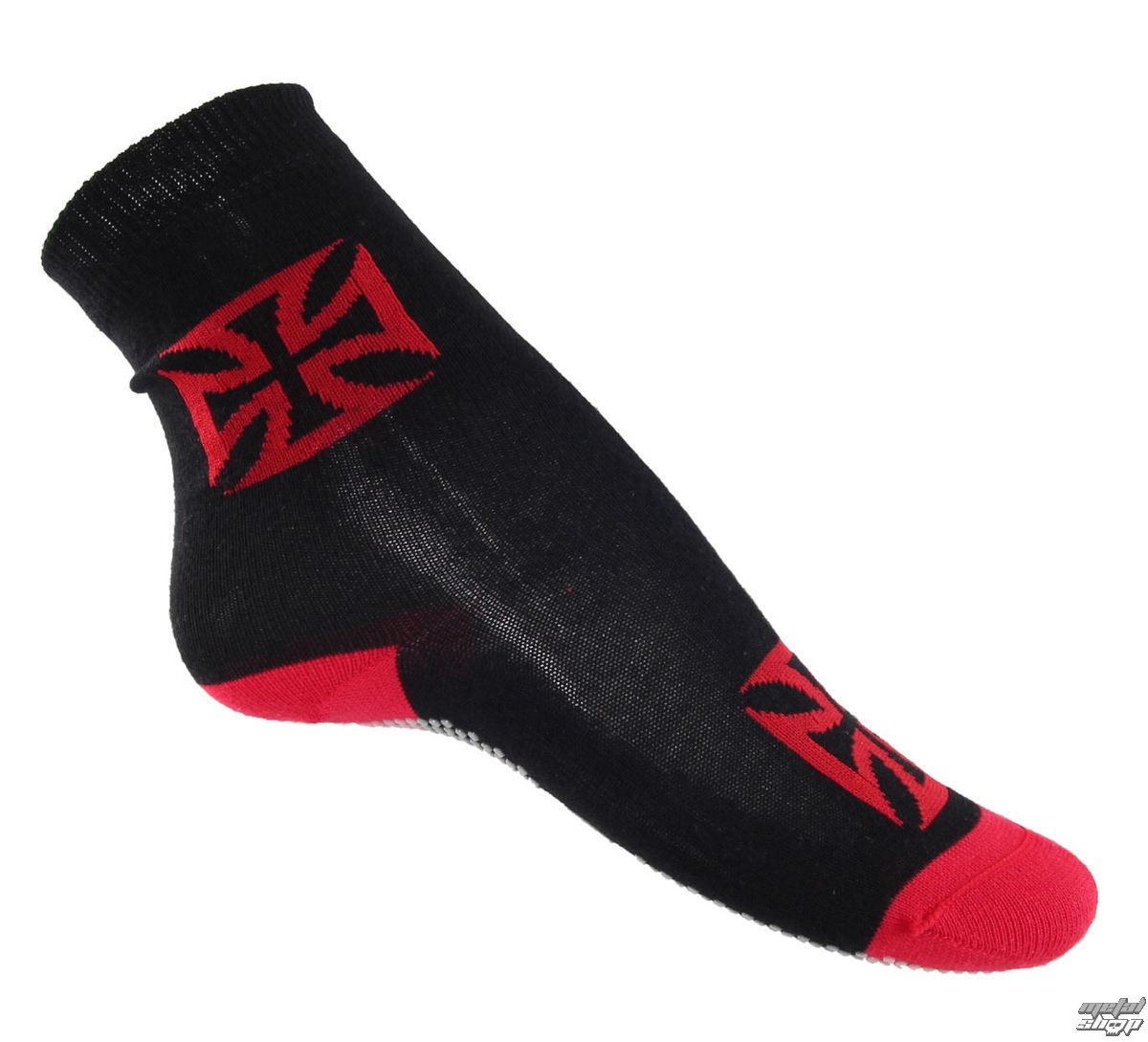 ponožky detské LEATHER HEAVEN - Cross - SU28