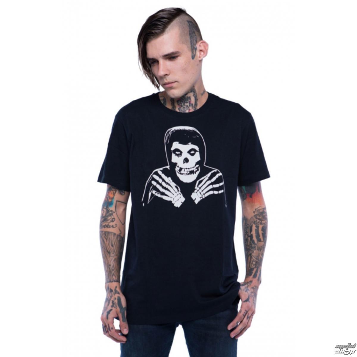 tričko pánske IRON FIST - Misfits - Black - IFMSST008