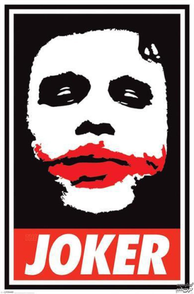 plagát Batman - The Dark Night - Obey The Joker - PYRAMID POSTERS - PP33518