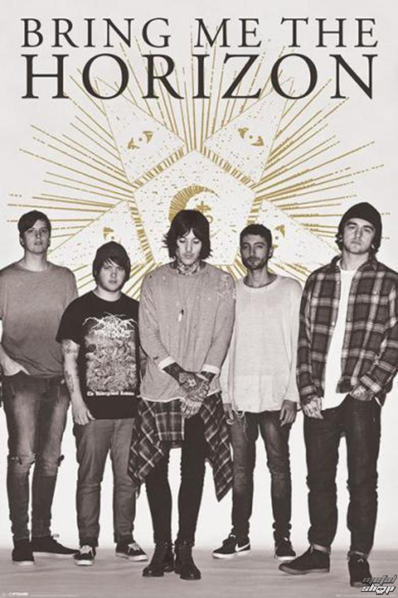 plagát Bring Me The Horizon - Star - PYRAMID POSTERS - PP33523