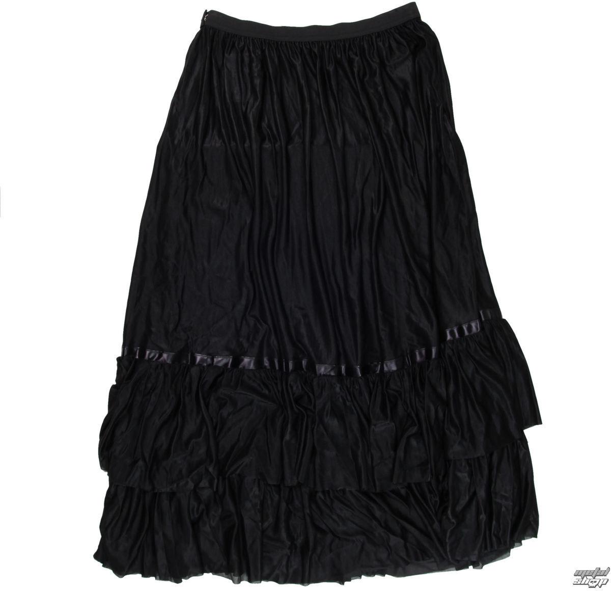 sukňa dámska (spodnička) - Black - FDTD43006