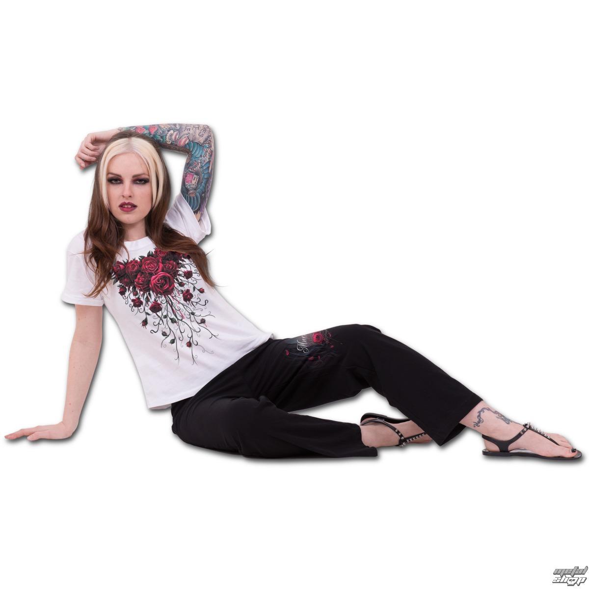 pyžamo dámske -set- SPIRAL - Blood Rose - K018G601