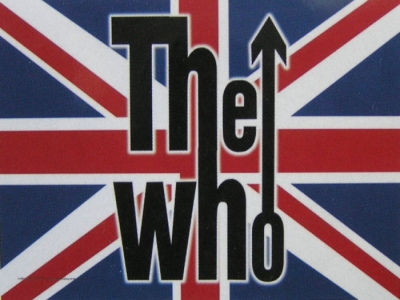 vlajka The Who - UK - HFL0862