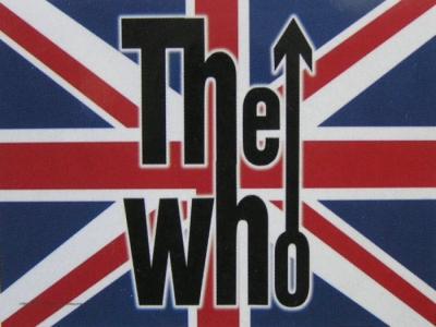 vlajka The Who - UK - HFL0862