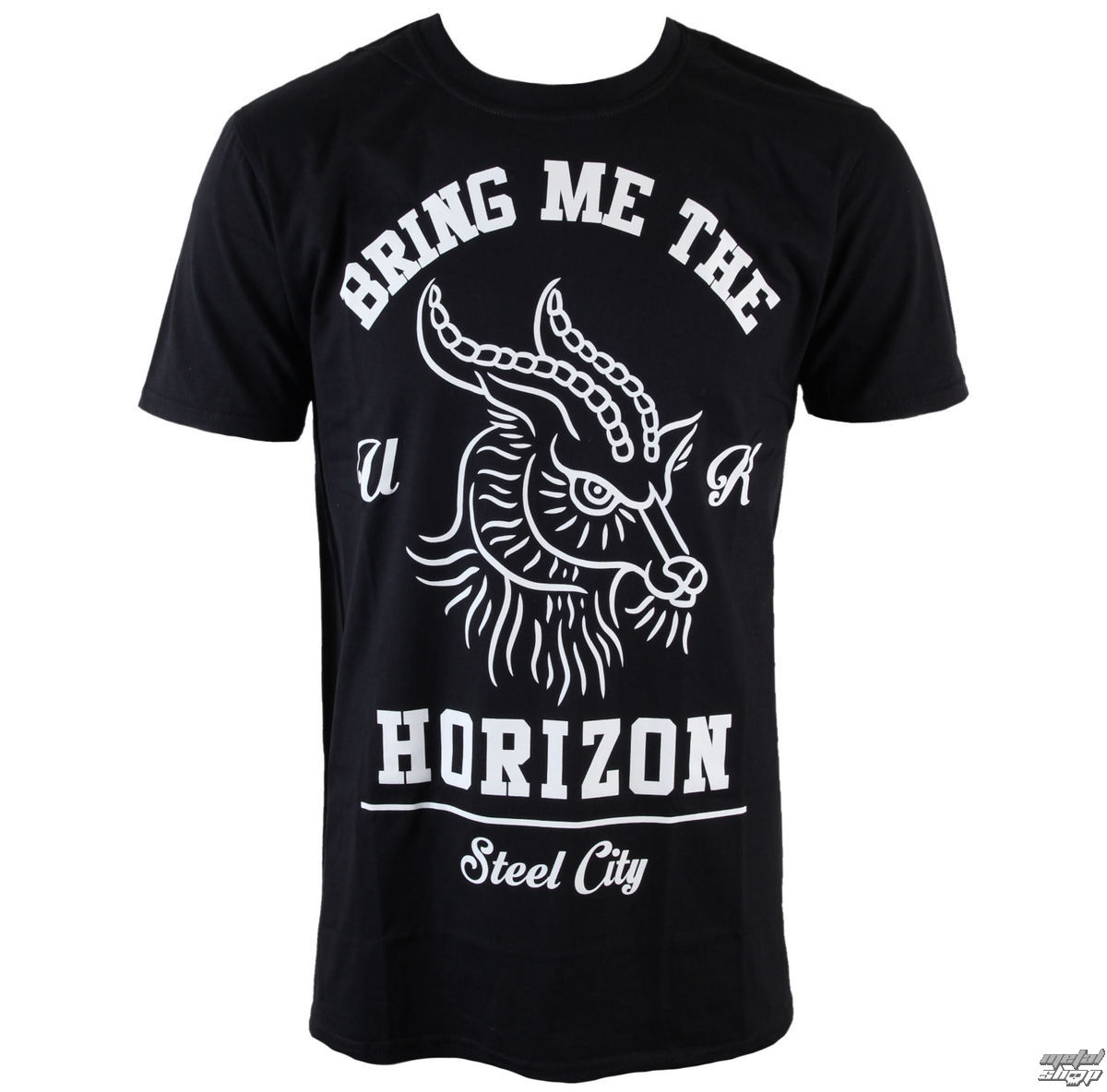 tričko pánske Bring Me The Horizon - Goat - Blk - ROCK OFF