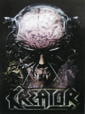 vlajka Kreator - Enemy Of God - HFL870