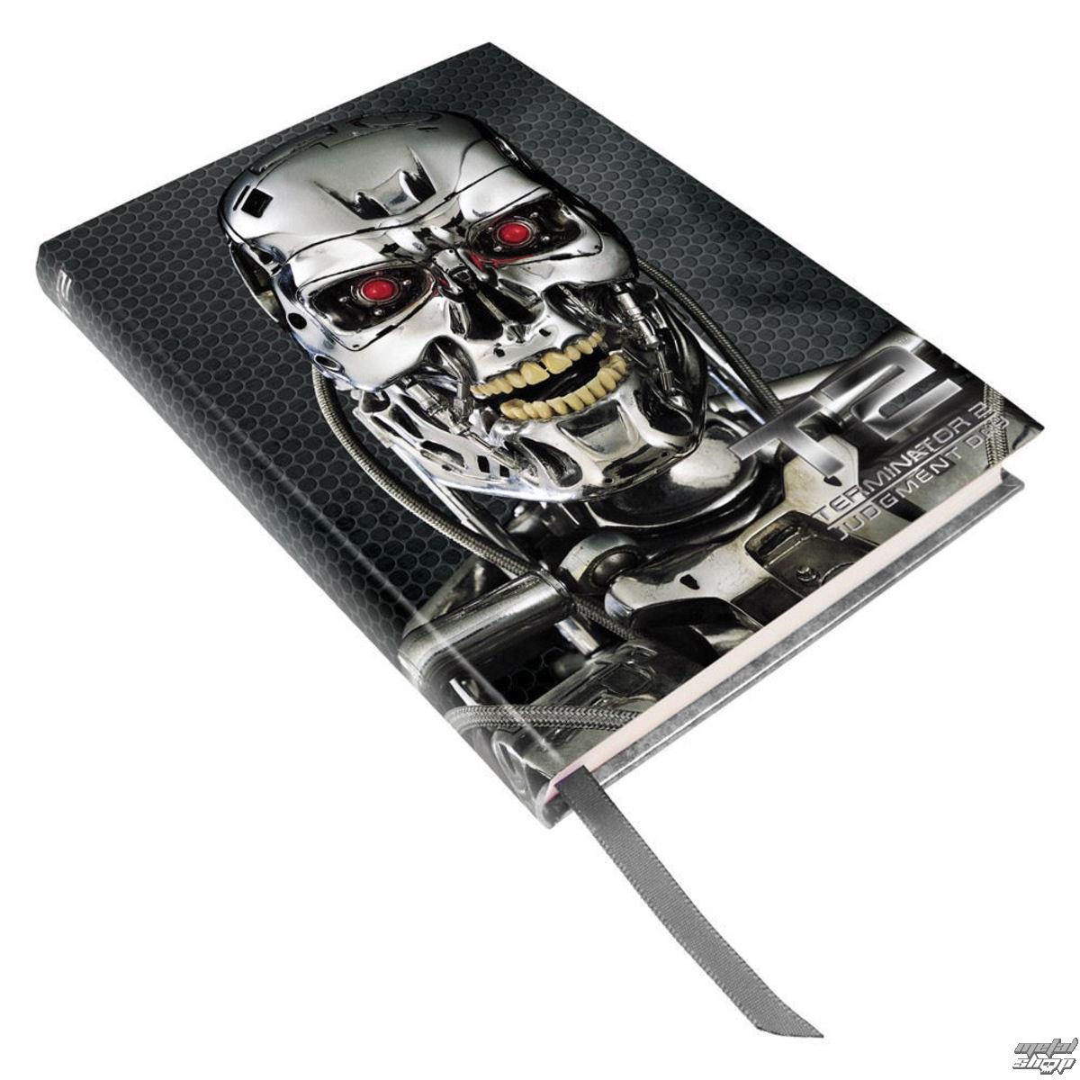 poznámkový blok Terminator 2 - B1035C4