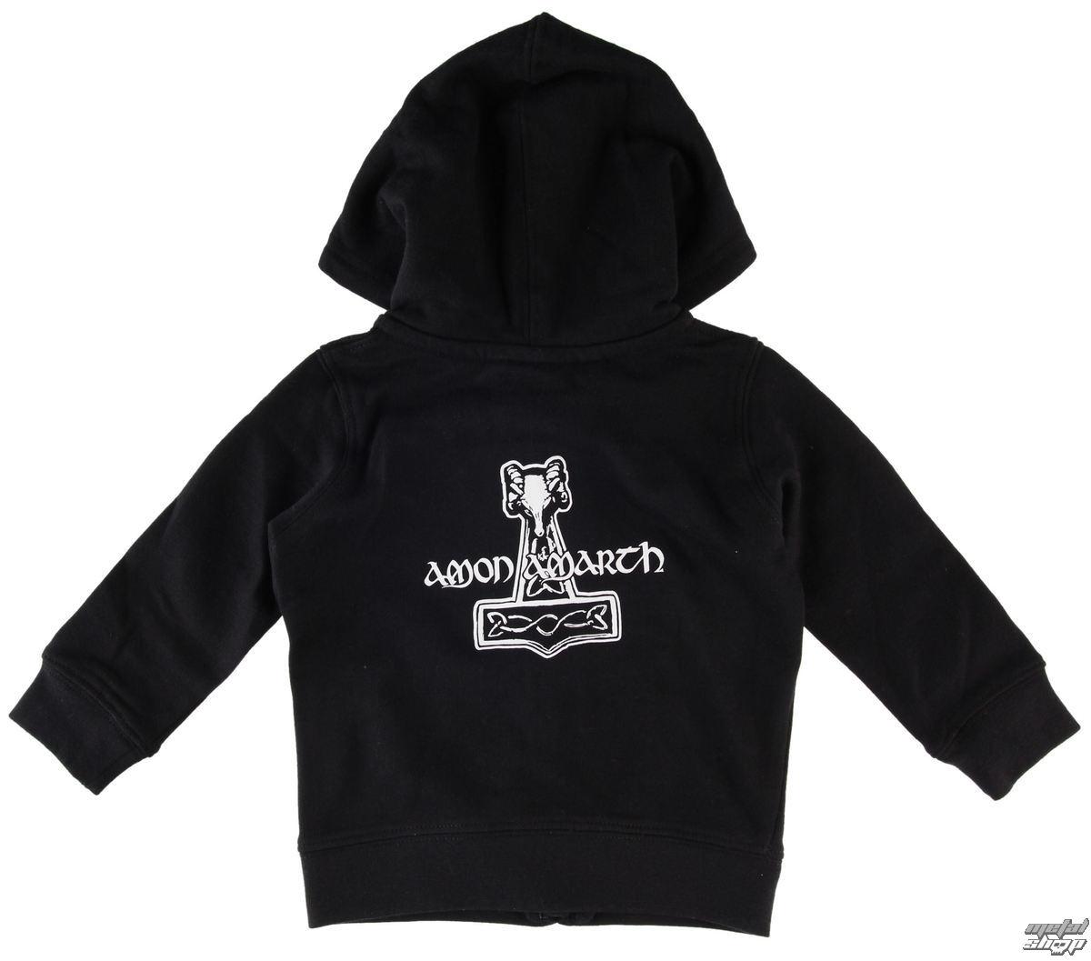 mikina detská Amon Amarth - Hammer - Metal-Kids - MK216