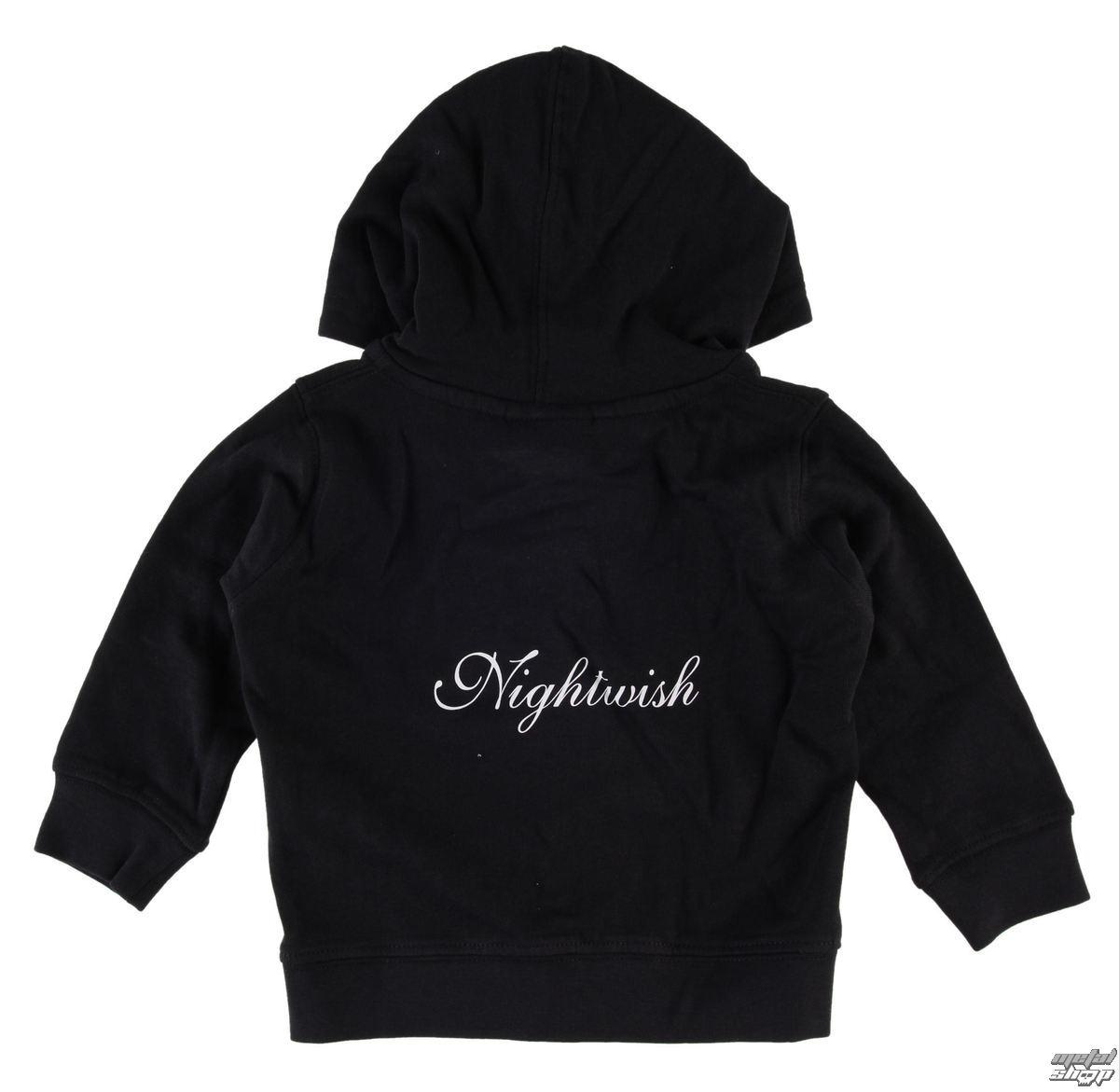 mikina detská Nightwish - Logo - Metal-Kids - MK209