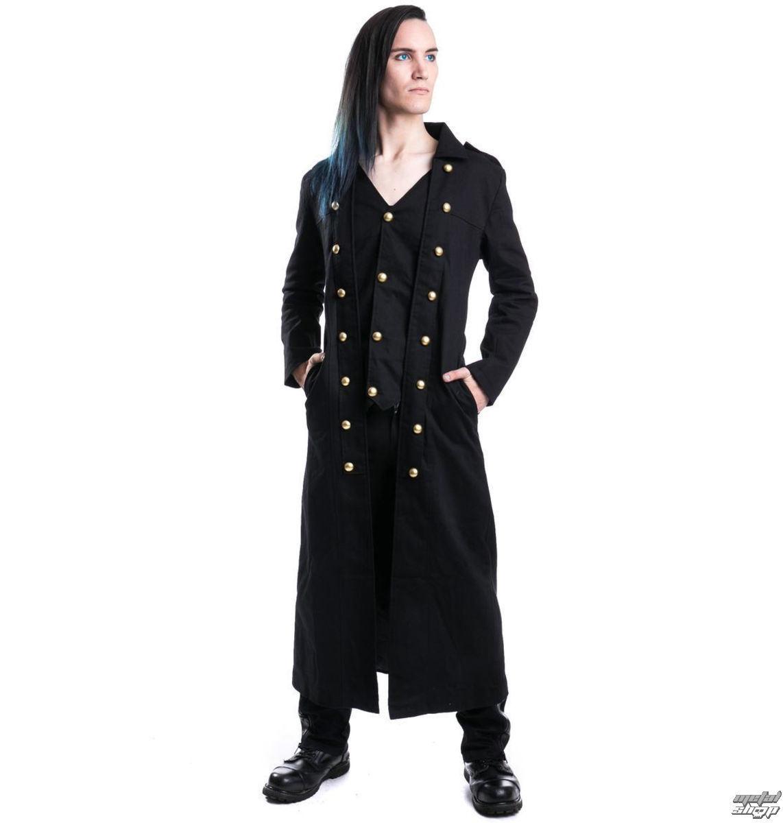 kabát pánsky VIXXSIN - Silent - Black