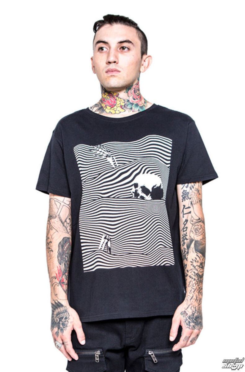 tričko pánske IRON FIST - Dead Wave - IFM003683