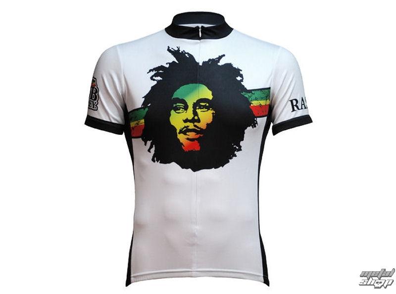 dres cyklistický PRIMAL WEAR - Bob Marley - Rasta Rock Jersey
