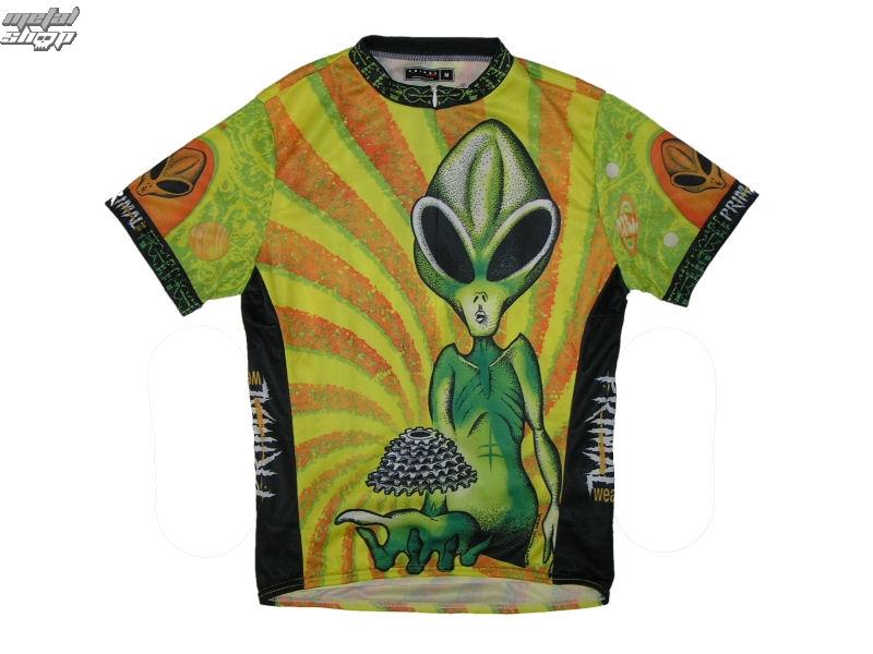 dres cyklistický dětský PRIMAL WEAR - Alien - ALI1J15Y