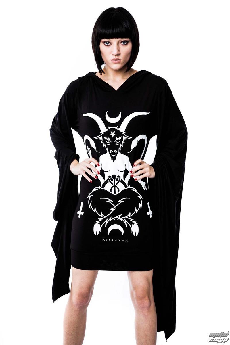 šaty dámske KILLSTAR - Idol - Black - KIL047