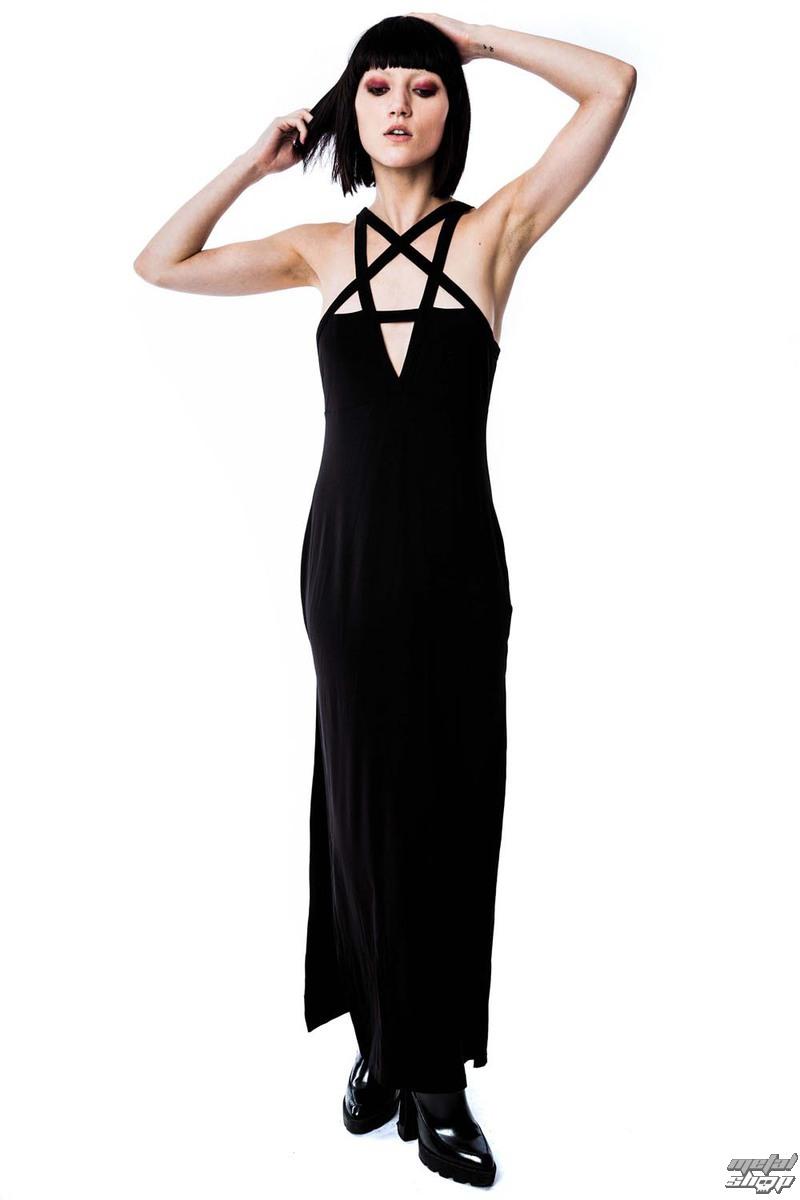 šaty dámske KILLSTAR - Magi - Black - KIL107