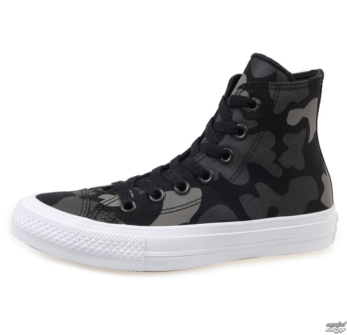topánky CONVERSE - Chuck Taylor All Star II - CHARCOAL / BLACK - C151157