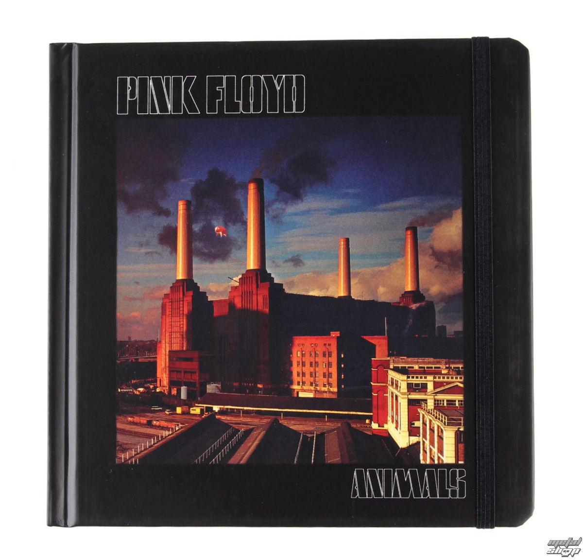 poznámkový blok Pink Floyd - Animals - ROCK OFF - PFNB02