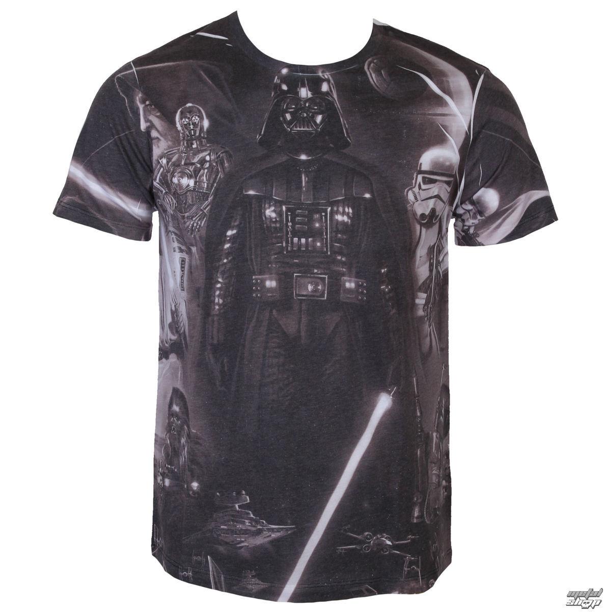 tričko pánske Star Wars - Vader Pamäte - sublimation - LEGEND - MESWGRPTS037