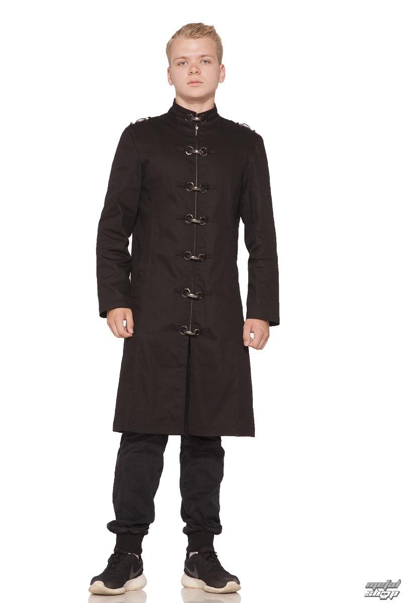 kabát pánsky jarno jesenná HEARTS AND ROSES - Black Strait - 9532 ... f0813d8c5ae
