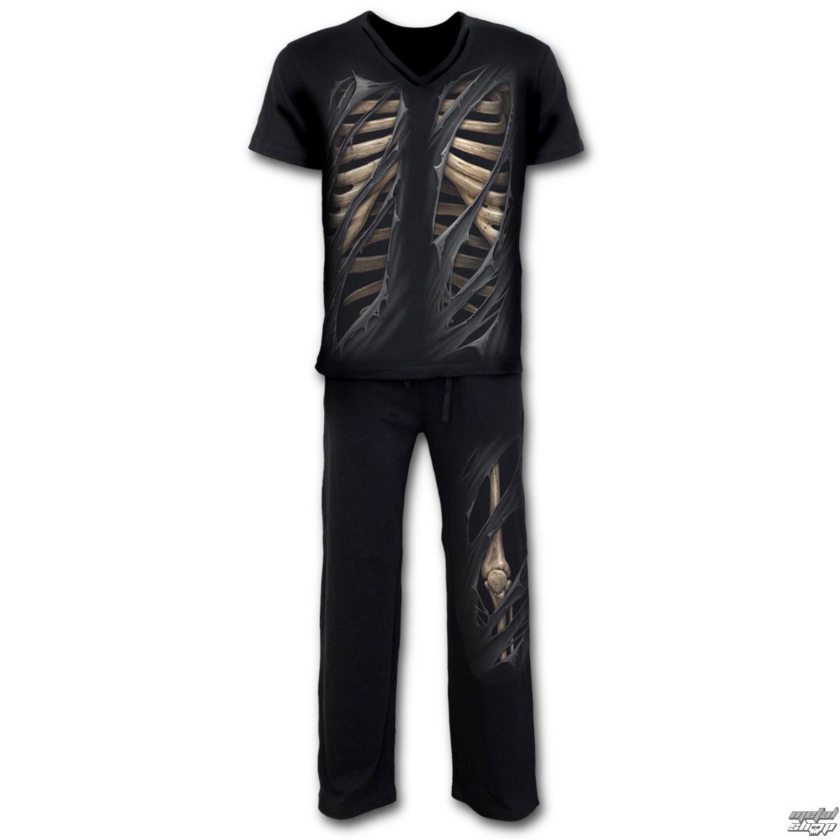 pyžamo pánske (set) SPIRAL - Bone Rips - K033M631