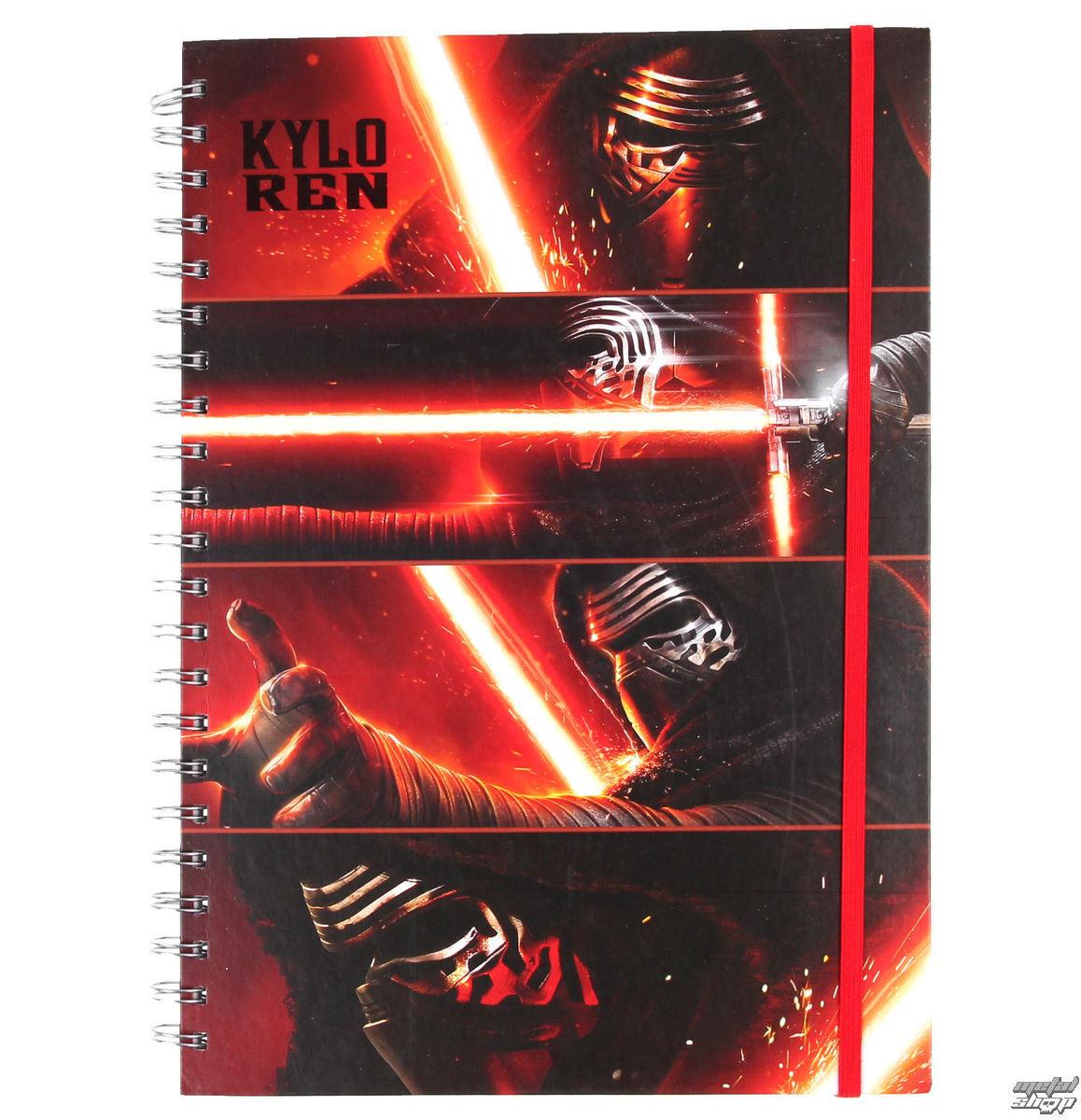 poznámkový blok Star Wars - Episode VII - Split - PYRAMID POSTERS - SR71994