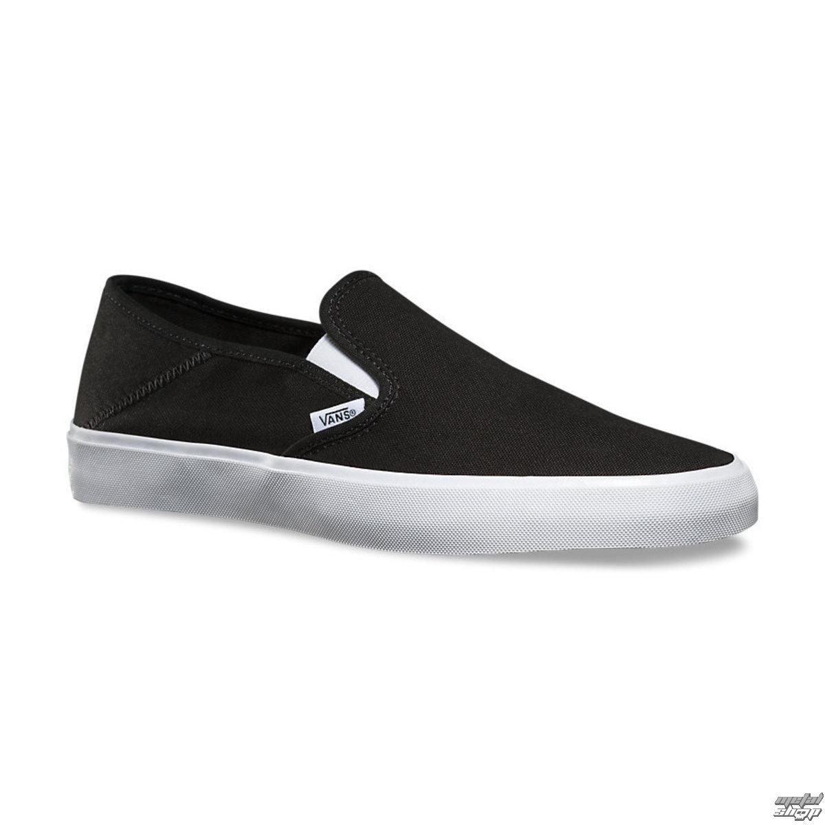topánky VANS - Slip-On SF - Black/White - V19MY28