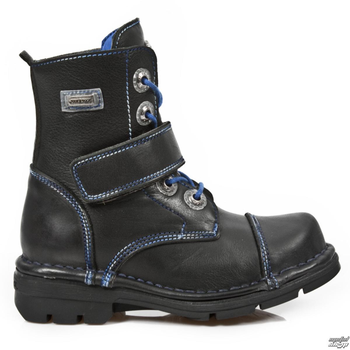 topánky detské NEW ROCK - ROADSTAR NEGRO FOAMIZADO - M.KID001-S2