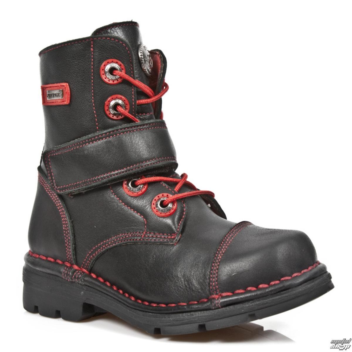 topánky detské NEW ROCK - ROADSTAR FOAMIZADO NEGRO - M.KID001-S3