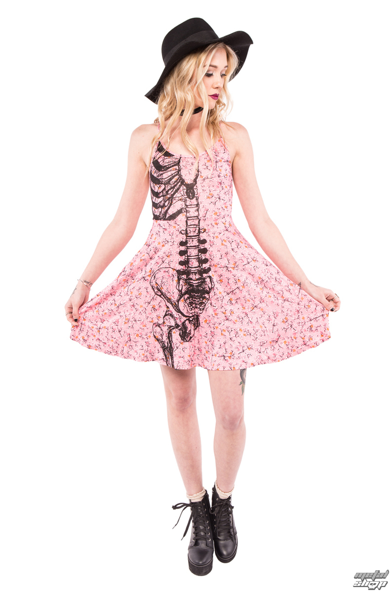 šaty dámske IRON FIST - Ditz - Pink - IFW004320