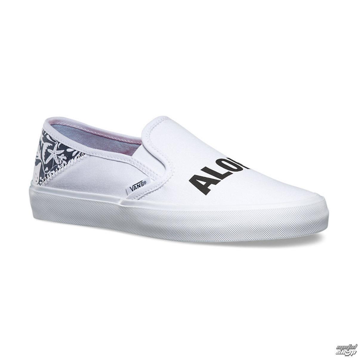 topánky dámske VANS - Slip-On (Tk Sea Life) - V19SIWF