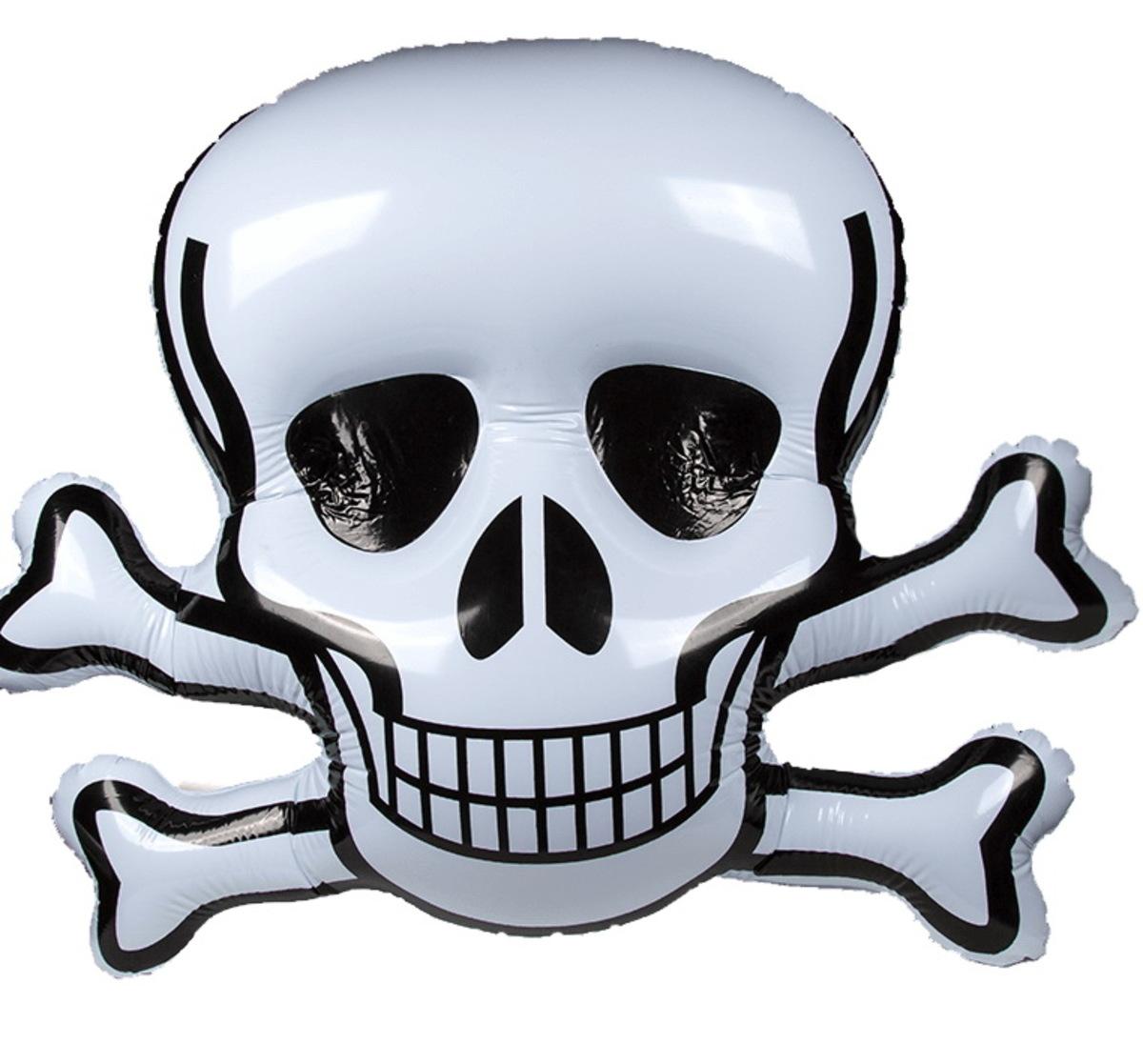 lebka nafukovacie Inflatable skull - 91/4153