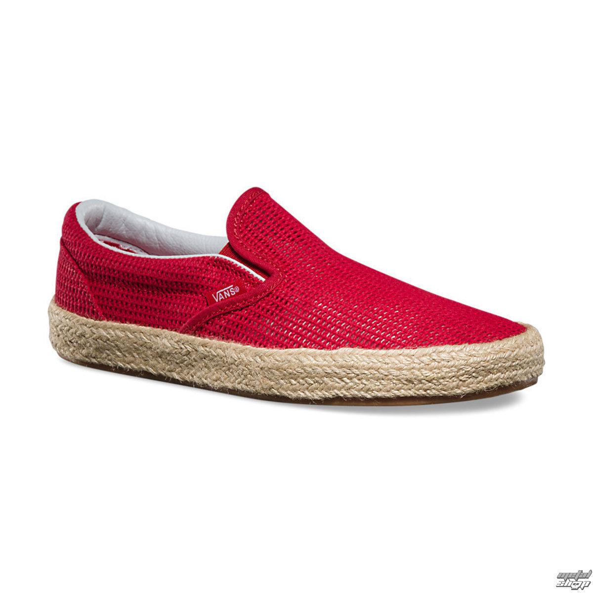 topánky dámske VANS - Classic Slip-On ES (Mesh) - V4KSISX