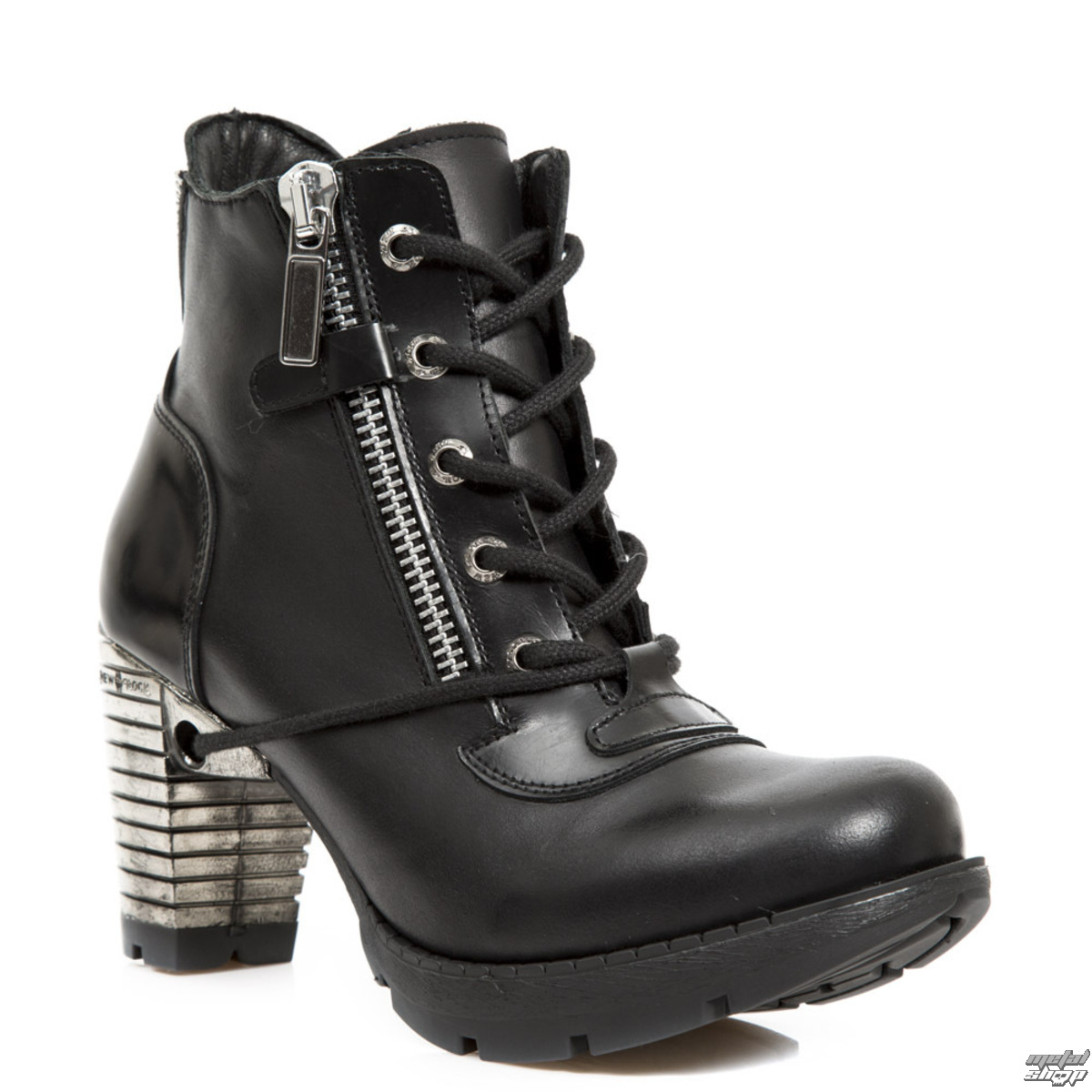 DOPRAVA ZADARMO topánky NEW ROCK - Itali Negro - Nomada Negro - Trail  Negro 484d7faa019