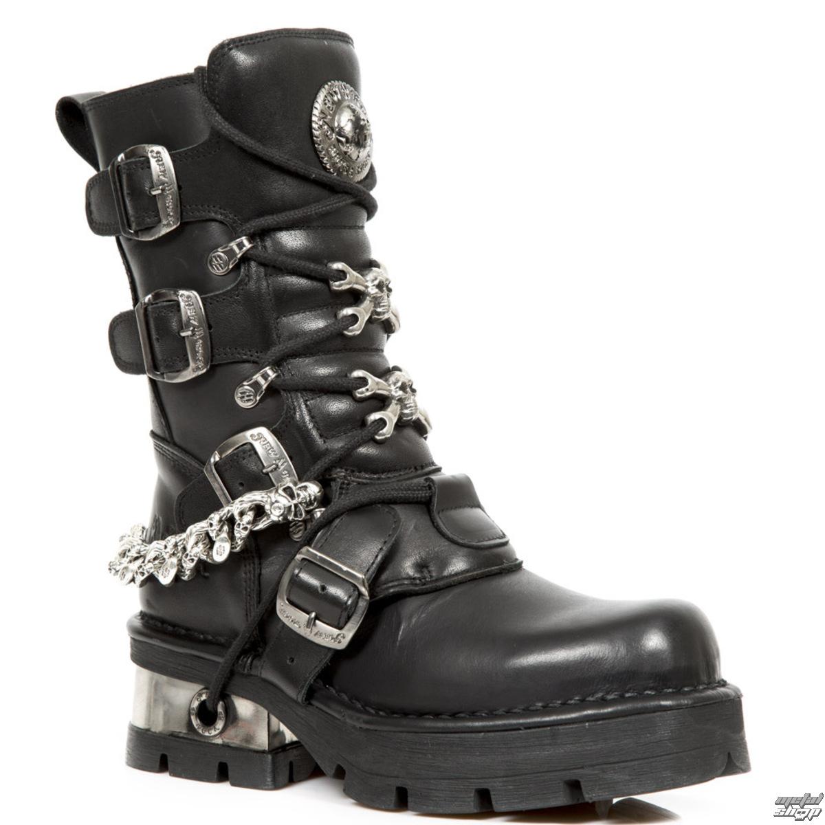 DOPRAVA ZADARMO topánky NEW ROCK - Itali Negro - Nomada Negro - Planing  Negro 62fa16d731f