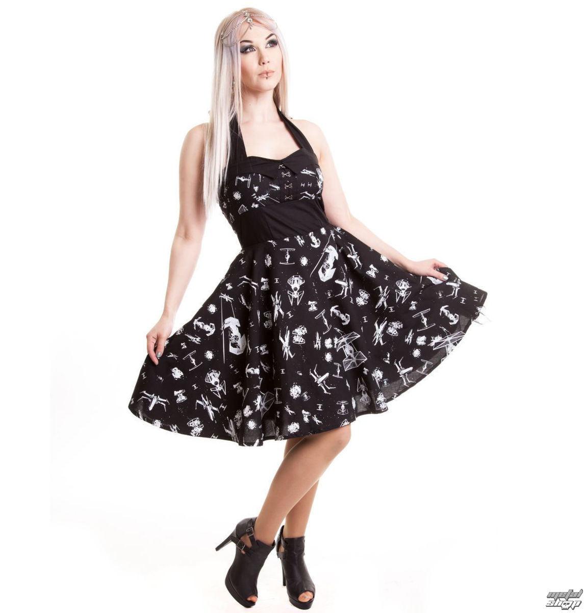 šaty dámske DISNEY - STAR WARS - Empire - Black - POI095