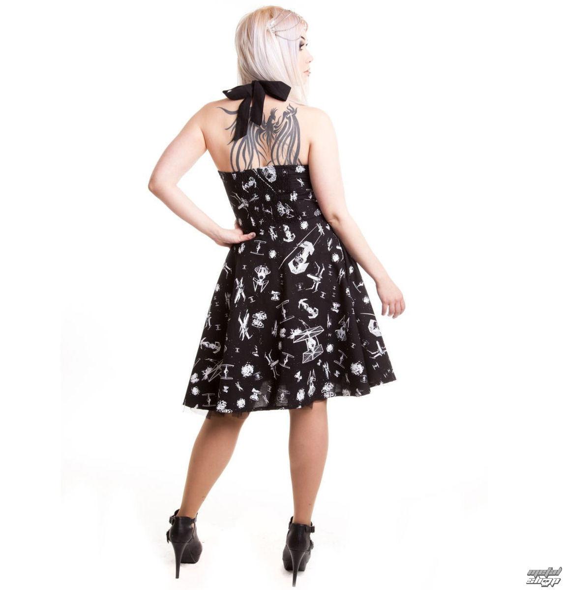 2971ae3e2 šaty dámske DISNEY - STAR WARS - Empire - Black - POI095 - metalshop.sk