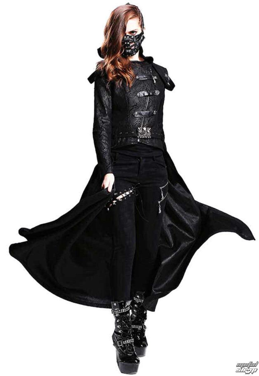 dámsky komplet (sako + sukňa) DEVIL FASHION - Gothic Rhapsody - DVCT013