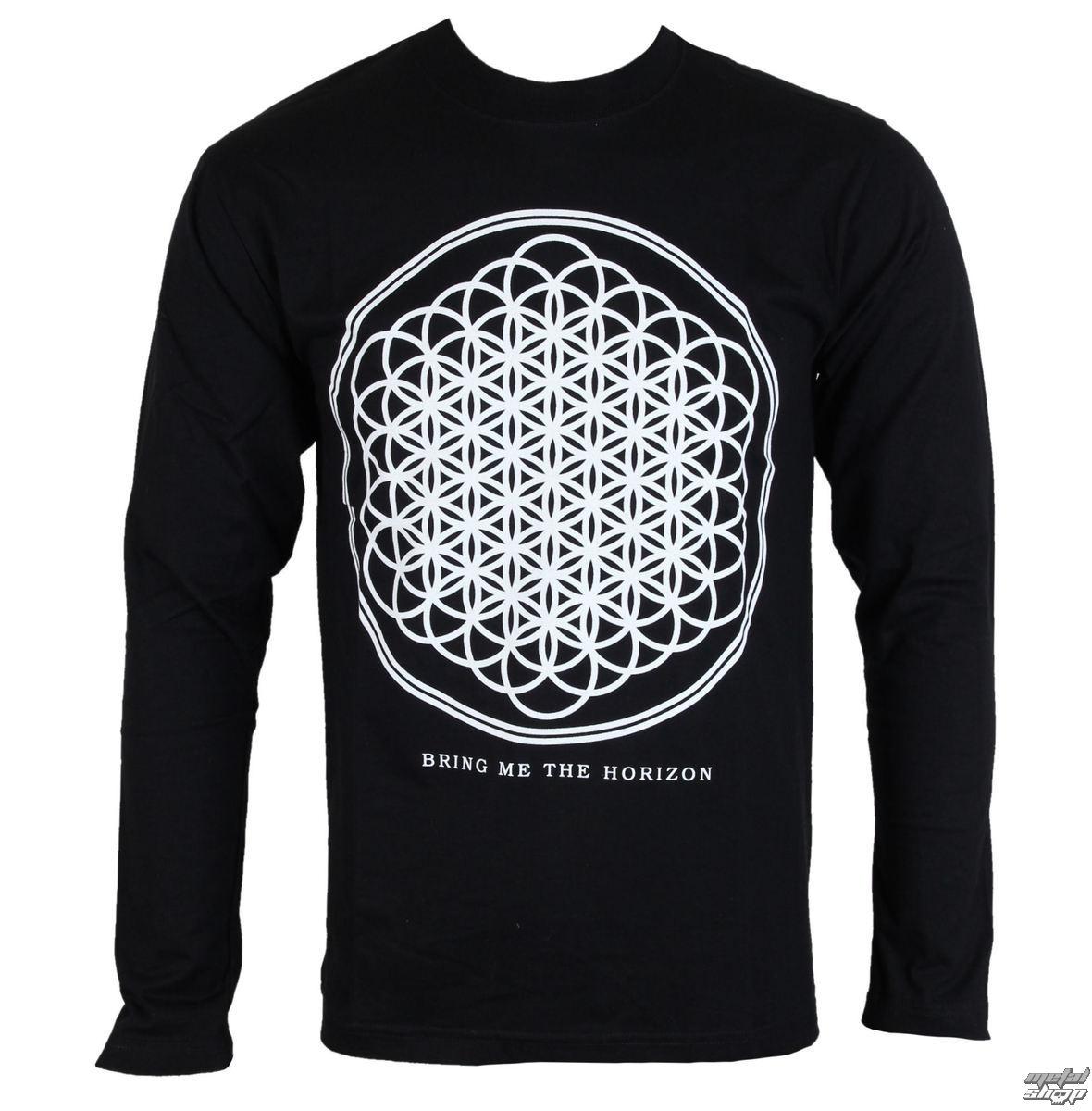 tričko pánske s dlhým rukávom Bring Me The Horizon - Sempiternal - ROCK OFF - BMTHLS10MB
