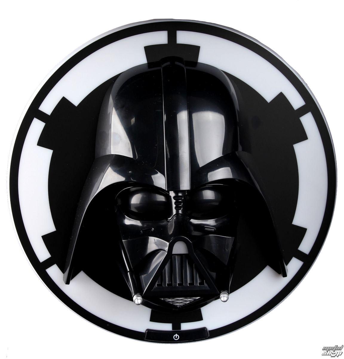 nástenná lampa Star Wars - Darth Vader - BLK - 3DLP16003GI