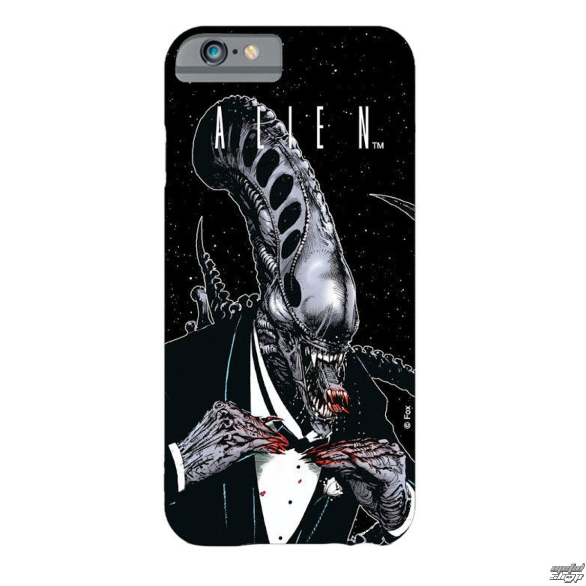 kryt na mobil Alien - iPhone 6 - Smoking - GS80178