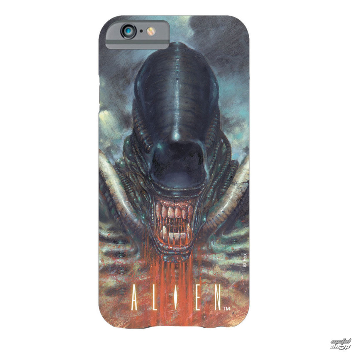 kryt na mobil Alien - iPhone 6 - Xenomorph Blood - GS80193