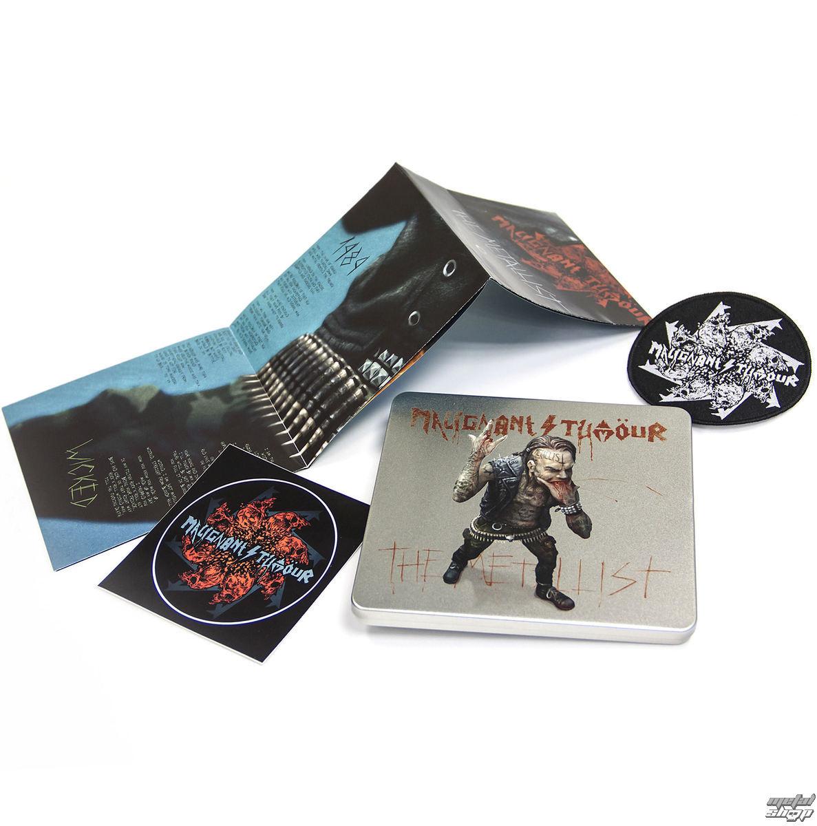 METALBOX CD Malignant Tumour - The Metallist