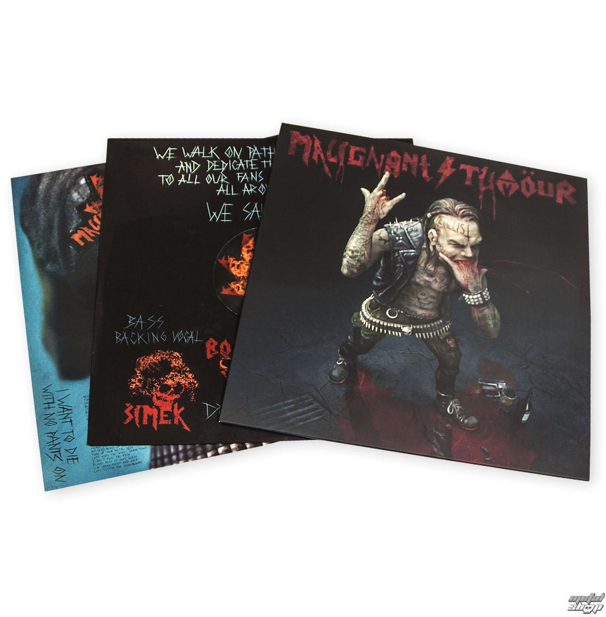 REGURAL LP Malignant Tumour - The Metallist