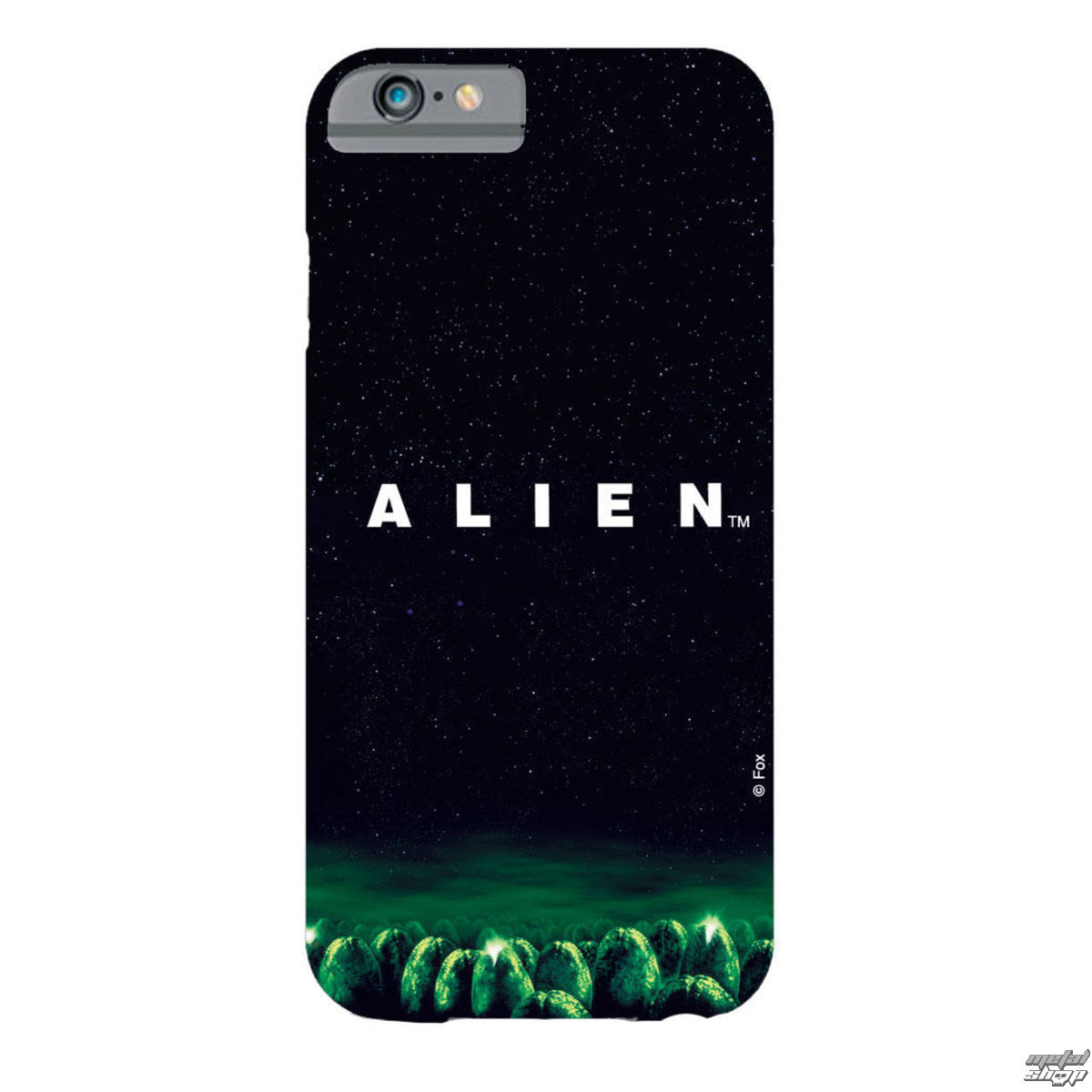 kryt na mobil Alien - iPhone 6 Plus Logo - GS80204