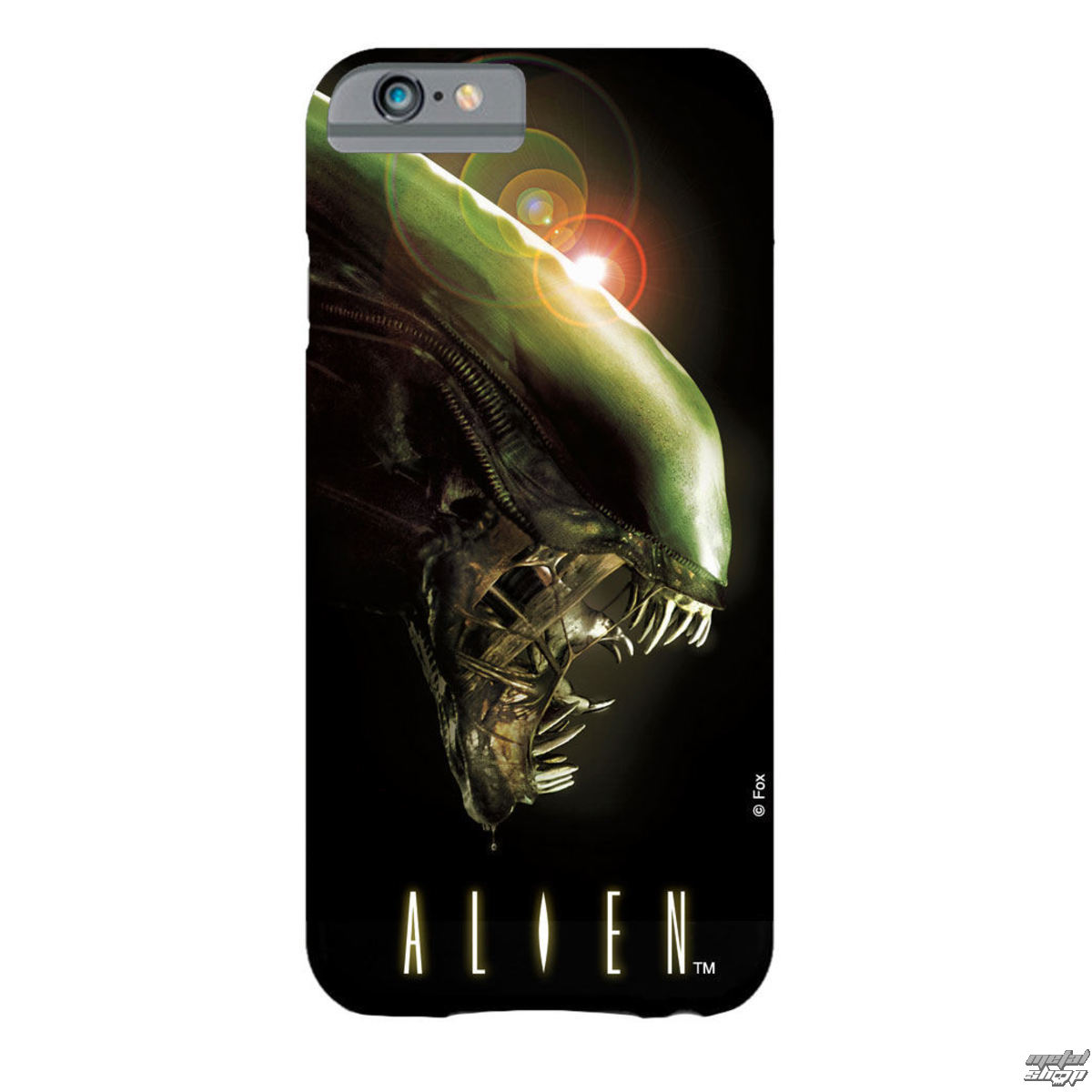 kryt na mobil Alien - iPhone 6 Plus Xenomorph Light - GS80214