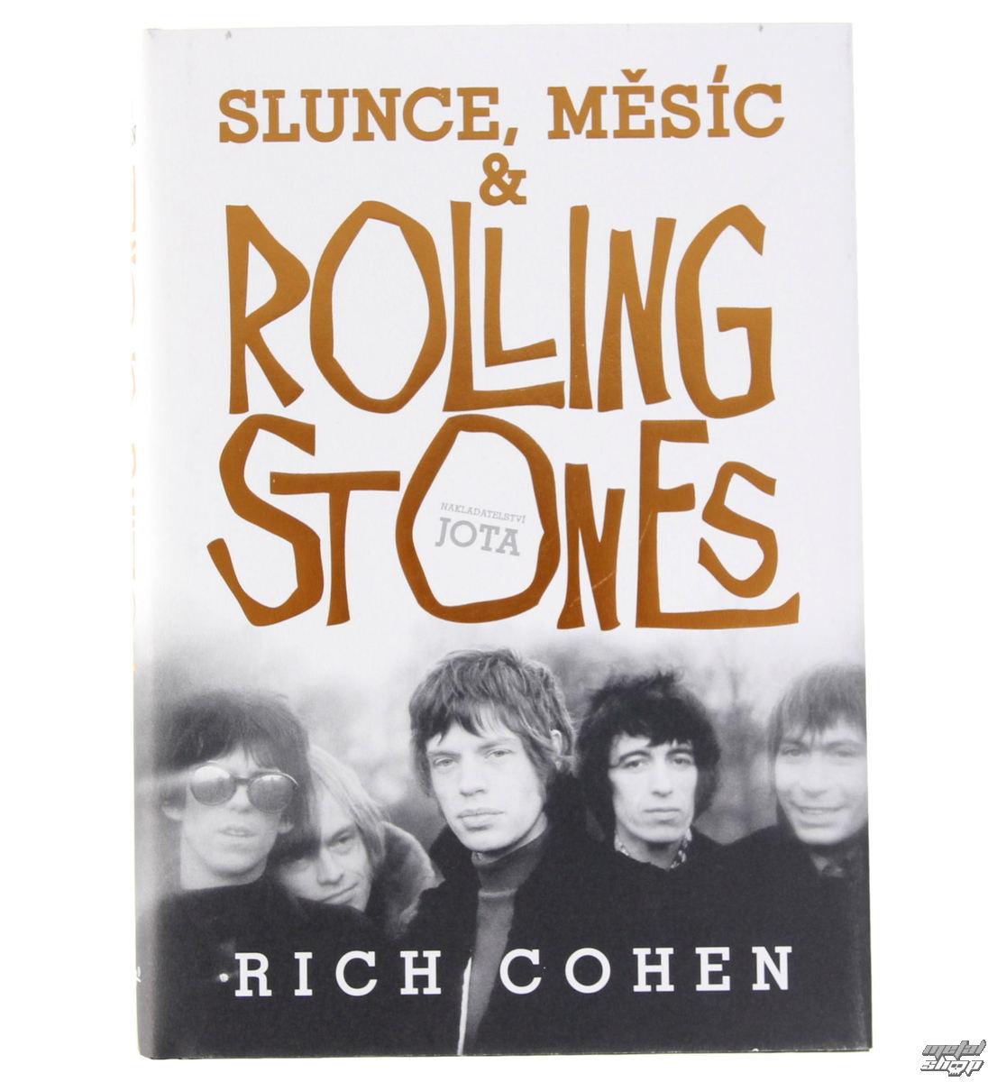 kniha Slnko, Mesiac a Rolling Stones - Rich Cohen - 0263270