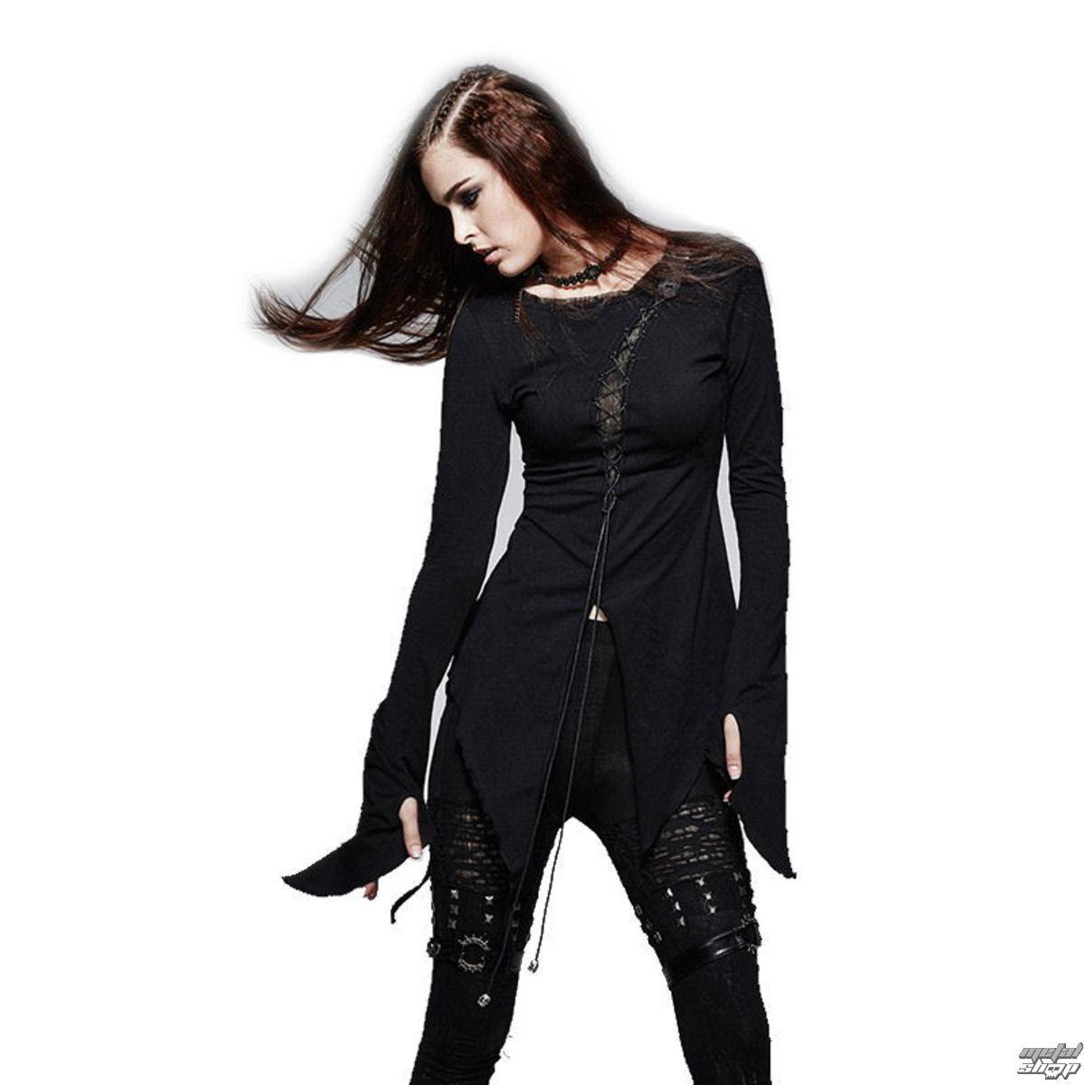 tričko dámske s dlhým rukávom (tunika) PUNK RAVE - Hypnosis - T ... 528cd75450