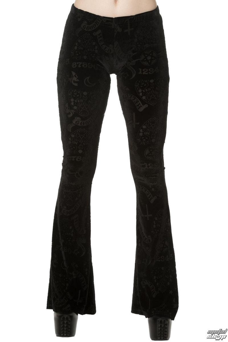 nohavice dámske (legíny) BANNED - TR4068R/BLK